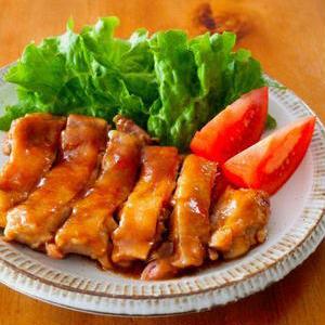 レンジにお任せで簡単!「鶏もも肉」でコク旨メイン料理
