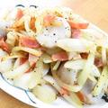 里芋のジャーマンポテト☆お弁当にも♪