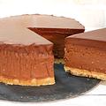 生チョコチーズケーキの作り方