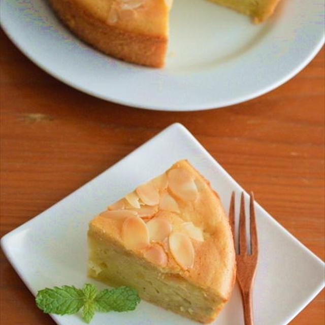 バター不要!ほっこり♪簡単さつまいもケーキ