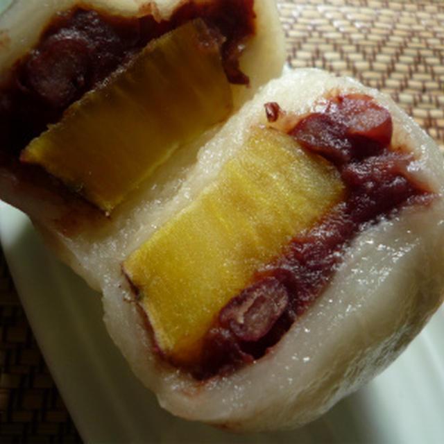 熊本銘菓 いきなりだんご