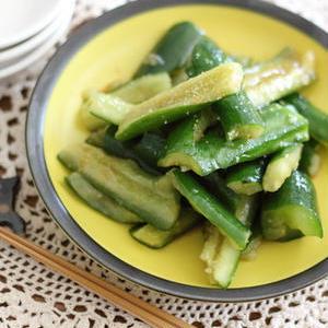 メインも副菜も!「きゅうり×オイスターソース」のおすすめレシピ