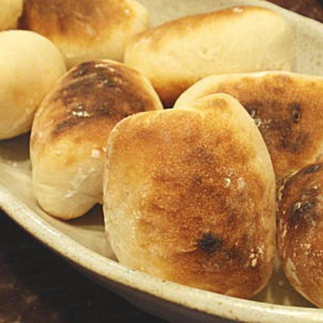 魚焼きグリルで焼く手作りパン(レシピ付)