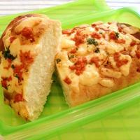 チーズ明太パン*ルクエでパン作り♪