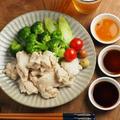 毎日食べたい、飽きない、鶏むね肉の水晶鶏 by 筋肉料理人さん