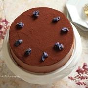 チョコレートバターケーキ