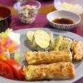 【え?これメインなの!?】天ぷら定食の晩ごはん