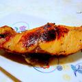 白身魚の幽庵焼き
