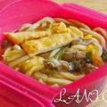 牡蠣のピリ辛味噌煮込みうどん By クックドゥ 焙煎とうがらし油、熟成豆板醤の香味ペースト辛 by MOANA LANIさん