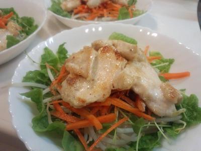 鶏ムネ肉ジューシーソテー