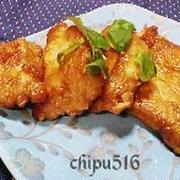 クックパッドレシピ本掲載!超簡単ダイエットに豚ひれ肉ポン酢焼き