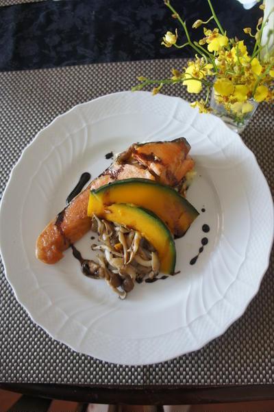 お昼は焼き鮭リメイク。20分でビストロ風♪(レシピ付き)
