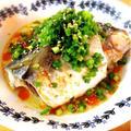鯖のオイル煮/鯖の水煮で「サバポン」