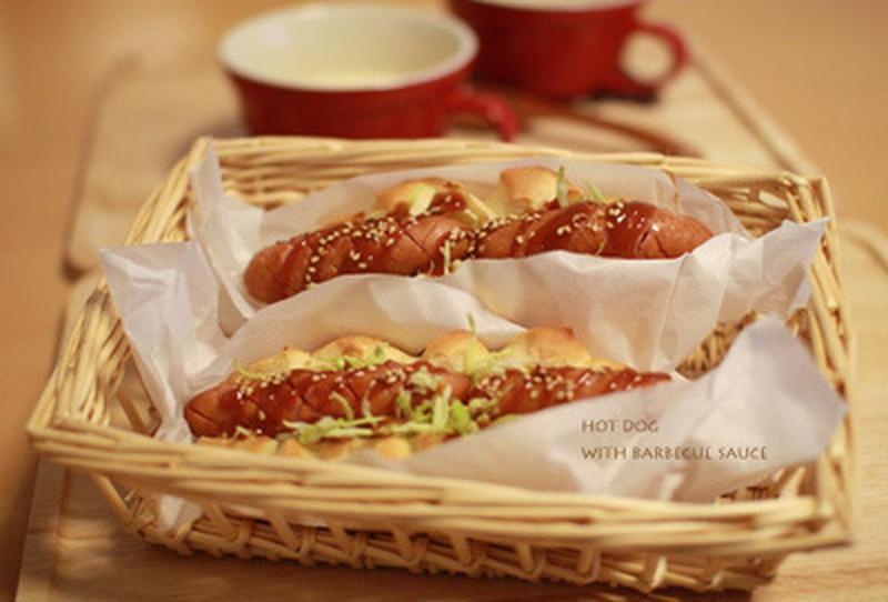朝食でもランチでも♪夏休みは「ホットドッグ」をかぶりつこう♪