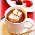 シナモン香る*ホットチョコレート