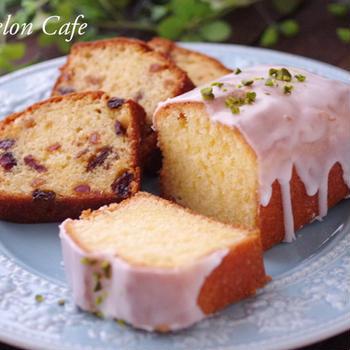 休日おやつのススメ、パウンドケーキの基本☆「みんなの暮らし日記ONLINE」記事公開のお知らせ