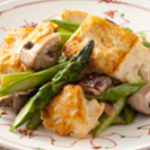 豆腐のバター炒め @ 今宵の肴