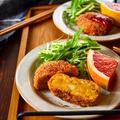 【レシピ】かぼちゃカレーコロッケ#冷凍保存#冷凍作りおき#お弁当
