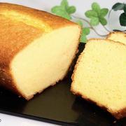 しっとりふわふわ濃厚!『生クリームパウンドケーキ』の作り方
