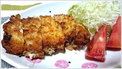 【レシピ】チーズミルフィーユカツと、お正月明けの初カレー。