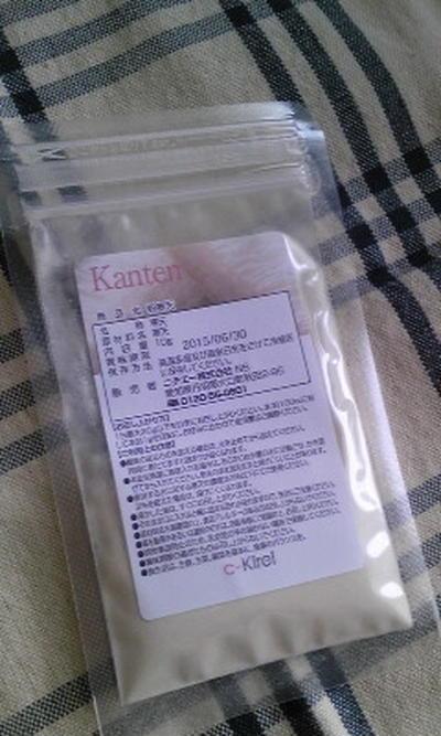 ヘルシーぷるるん杏仁豆腐