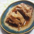 時短✿豚バラ肉ミルフィーユ角煮