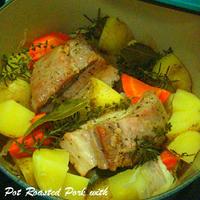 冬ウマとろとろ☆豚バラとキャベツの蒸し煮