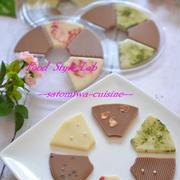 簡単に作れる!可愛いチョコレートグミ♡