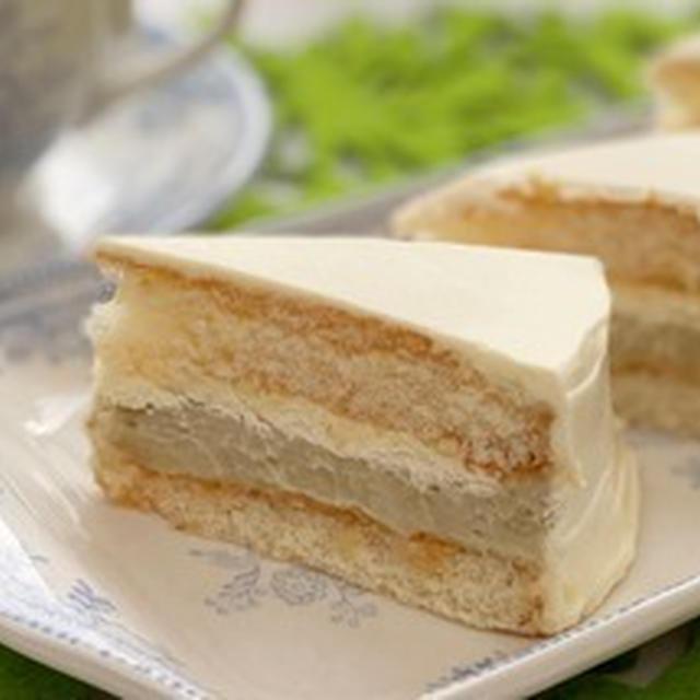 韓国で人気のコグマケーキを作ってみた〜♪