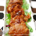 豚ヒレ肉の甘辛焼き