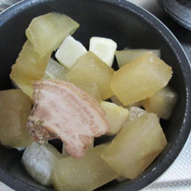 乾物・親鶏スープのあっさりスープで実食!