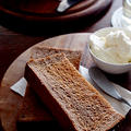 エスプレッソスプレッドとバタークリームと・・にゃ♪