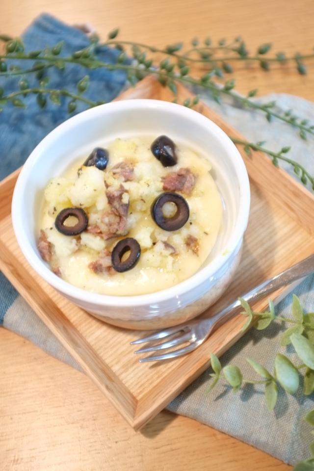 おつまみや朝食に!のせて焼くだけ「ココットカマン」レシピ9選の画像