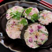 【佳賞】海苔レシピコンテスト受賞*鍵庄「明石の海苔」