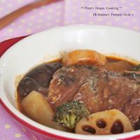 ⋆新春✿挨拶⋆ 鯖 の バルサミコ酢煮