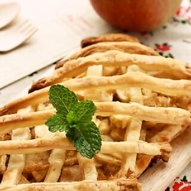 cookpadレシピ お手軽アップルパイ♪ by chakoママ
