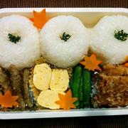 今日のお弁当 第1454号 ~和風 鯖の竜田揚げ弁当~