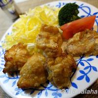 【レシピ】 オーブンを使って揚げない唐揚げ 八角(スターアニス)と黒酢でエスニック風唐揚げがうまい!
