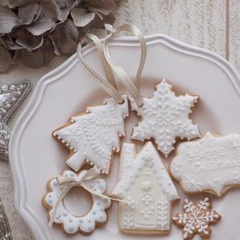 【クリスマスアイシングクッキーレッスン】