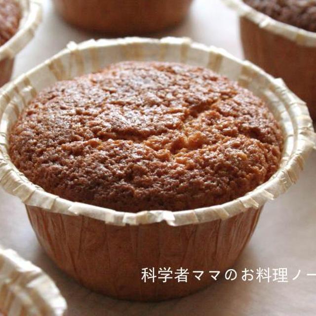 トマトのカップケーキ☆レシピです