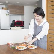 「名前はパスタ鉢ですが、洋食にも和食にも使えるんです」~榎本美沙さんのお気に入り