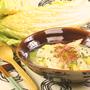 【動画レシピ】食べ応え主食級!「秋白菜と手羽先のサムゲタン風白湯スープ」