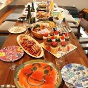 杏ちゃんのひな祭りパーティーをした~!!