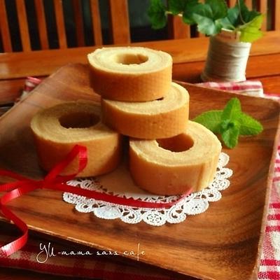 バウムクーヘンを手作りしよう♪年輪の焼き方と食べ方アレンジのレシピまとめ