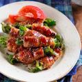 ♡ソースバターdeピーマンの肉巻き♡【#簡単レシピ#時短#節約#お弁当#作り置き】