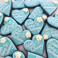 サロン開業1周年おめでとうございます★Anniversaryクッキー