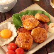 むね肉と豆腐のふわふわつくね【#作り置き #お弁当 #冷凍保存 #コスパ最強 #2人で250円 #ヘルシー #主菜】