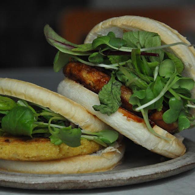 Lentil &Tofu Burger Patties