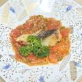薬膳ってなぁに?今日は人間関係好転の魚料理がラッキー、仕事運プラスのスズキのサルサソースで薬膳!