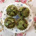抹茶ヨーグルトマフィン(抹茶チョコ入り)